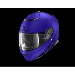 Pánské závodní tričko Yamaha Paddock Blue s límečkem 2018