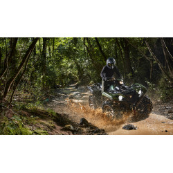 Dámské tričko Yamaha Carson černé